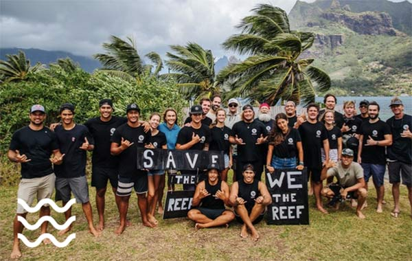 ONLY ONE Foundation to help re-build ocean life