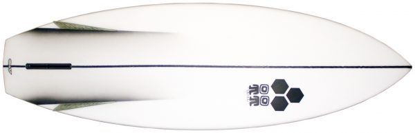 5'6 Bonzer 3D by Campbell brothers